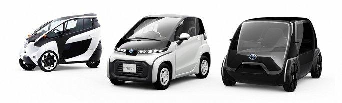 Toyota vừa ra mắt xe điện siêu nhỏ hai chỗ ngồi   - Ảnh 1