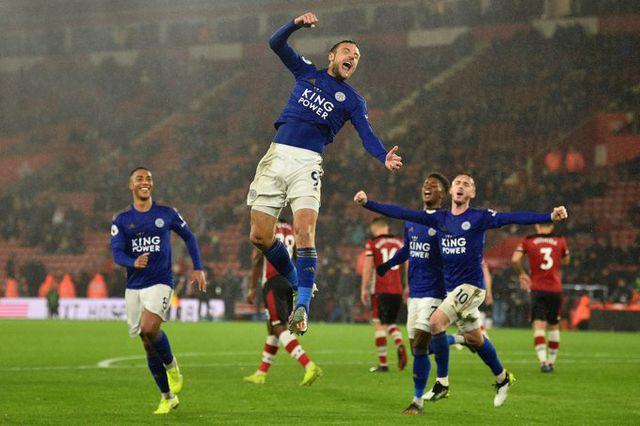Leicester giành chiến thắng lịch sử 9-0 trước Southampton - Ảnh 1