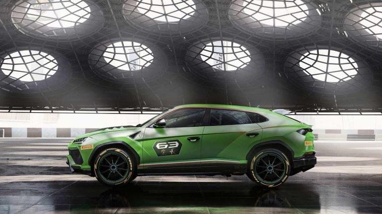 Lộ diên siêu xe Lamborghini phiên bản xe đua cực chất - Ảnh 1