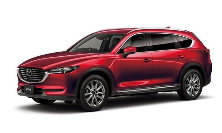 """Cận cảnh vẻ ngoài """"xuất sắc"""" của Mazda CX-8 2020 giá hơn 600 triệu   - Ảnh 1"""