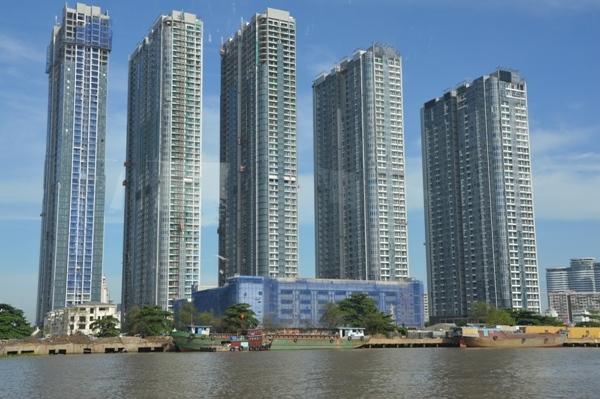 Điểm mặt những dự án lấn sông Sài Gòn  - Ảnh 3