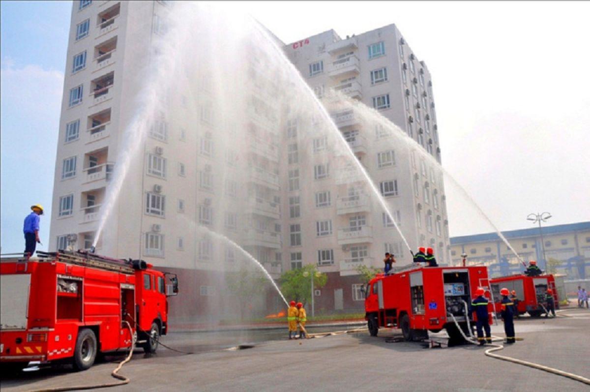 Hàng nghìn dự án, công trình vi phạm về phòng cháy, chữa cháy - Ảnh 1