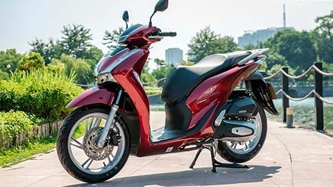 """Vừa ra mắt """"siêu phẩm"""" Honda SH 125i 2020   - Ảnh 1"""