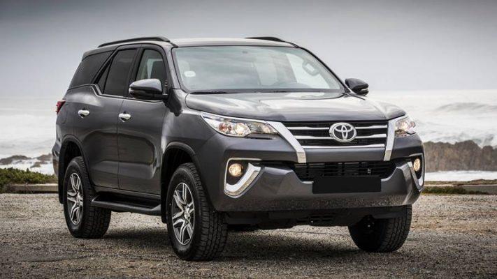 Toyota Fortuner bất ngờ giảm giá kịch sàn cuối tháng 11 - Ảnh 1