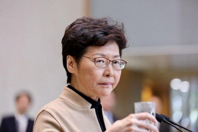 Trưởng đặc khu Hong Kong lên tiếng sau chiến thắng áp đảo của phe dân chủ - Ảnh 1