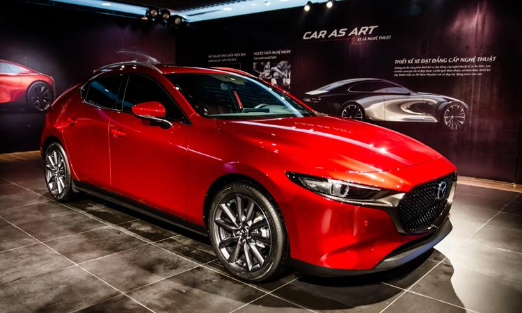 """""""Phát sốt"""" Mazda3 thế hệ mới giá 939 triệu đồng tại Việt Nam  - Ảnh 1"""