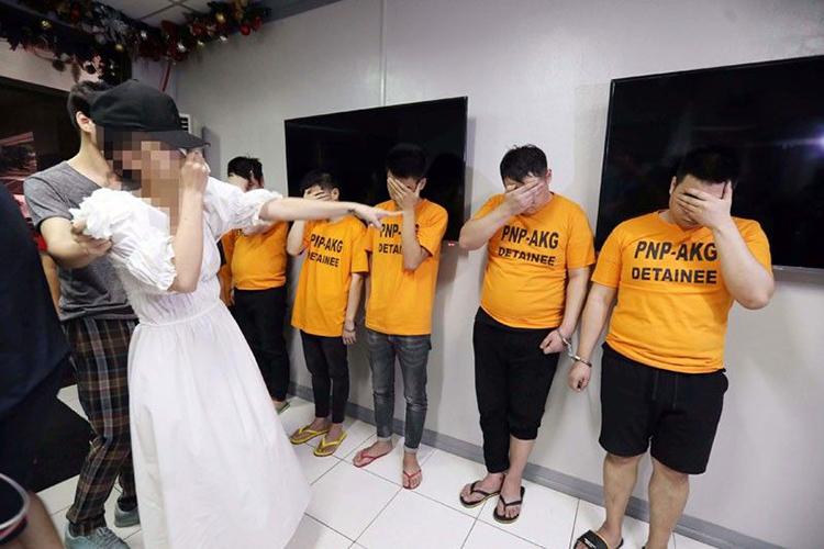 Bắt 6 nghi phạm người Trung Quốc cưỡng hiếp một phụ nữ Việt - Ảnh 1