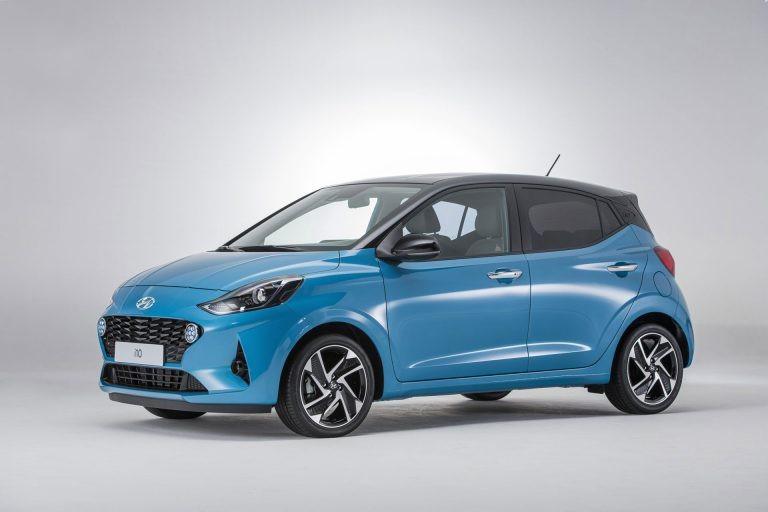 """Cận cảnh Hyundai i10 2020 """"sang, xịn"""" giá chỉ từ 382 triệu đồng  - Ảnh 1"""