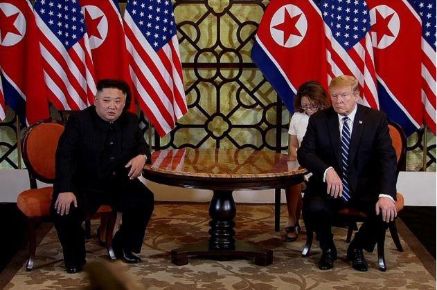 Bất ngờ trước 'quà Giáng sinh' Triều Tiên dành tặng Mỹ - Ảnh 1