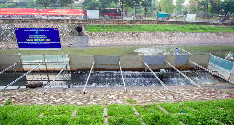 JEBO sẽ đầu tư 100% chi phí cho việc làm sạch sông Tô Lịch? - Ảnh 1