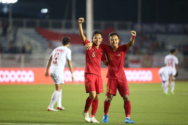 Hạ gục Myanmar, Indonesia chính thức lọt vào chung kết SEA Games 30 - Ảnh 1