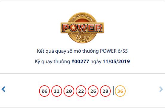 Kết quả xổ số Vietlott hôm nay 14/5/2019: Jackpot hơn 42 tỷ đồng đi tìm chủ nhân may mắn - Ảnh 1