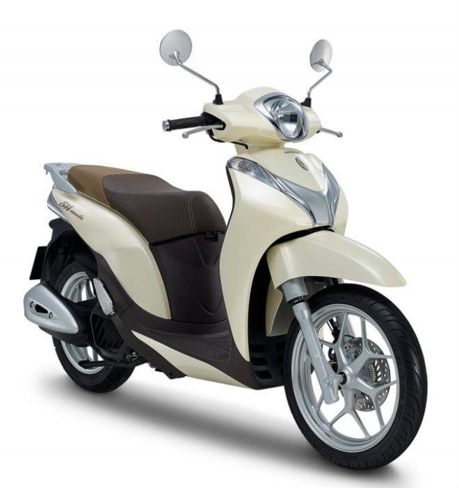 Honda SH Mode ra bản màu mới tại Việt Nam, giá rẻ bất ngờ - Ảnh 1