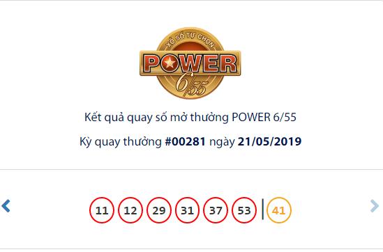 Kết quả xổ số Vietlott hôm nay 23/5/2019: Giải Jackpot đang khủng cỡ nào? - Ảnh 1