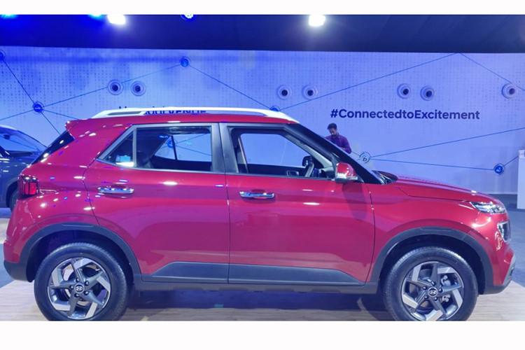 """Cận cảnh Hyundai Venue """"siêu đẹp"""" giá chỉ 218 triệu đồng - Ảnh 2"""
