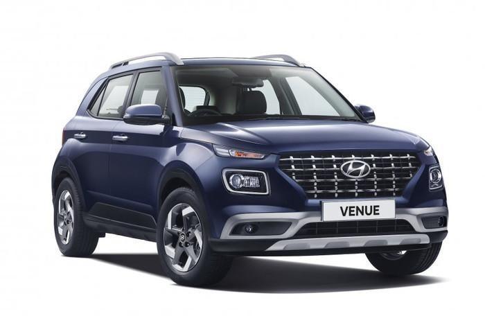 """Cận cảnh Hyundai Venue """"siêu đẹp"""" giá chỉ 218 triệu đồng - Ảnh 1"""