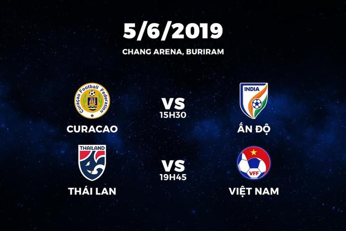 Danh sách tập trung ĐTQG Việt Nam tham dự King's Cup Thái Lan 2019: Tiến Dũng vắng mặt - Ảnh 2