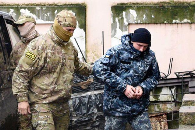 Nga phản bác quyết định của tòa quốc tế về việc thả 24 thủy thủ Ukraine - Ảnh 1