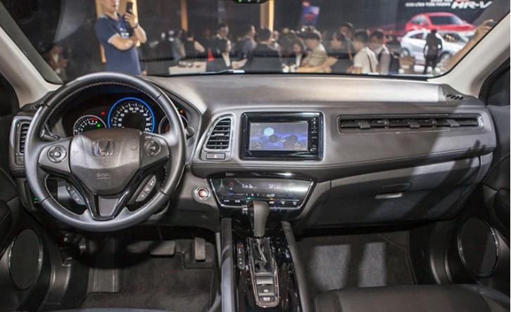 """""""Phát sốt"""" với mẫu Honda HR-V đẹp long lanh giá vừa túi tiền 497 triệu đồng - Ảnh 2"""