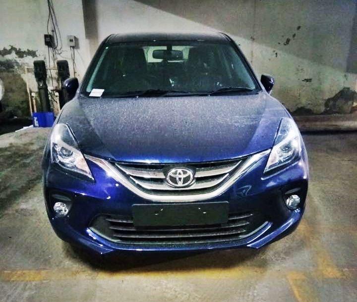 Lộ điện mẫu hatchback hầm hố của Toyota giá chỉ gần 200 triệu đồng - Ảnh 1
