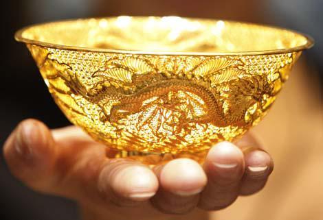 Giá vàng hôm nay 31/5/2019: Vàng SJC bất ngờ tăng mạnh 130 nghìn đồng/lượng - Ảnh 1