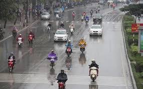 Dự báo thời tiết hôm nay 4/5: Hà Nội mưa dông kéo dài  - Ảnh 1