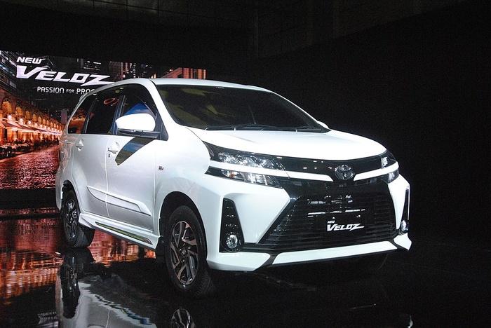 """Ra mắt mẫu xe Toyota Avanza 2019 """"siêu đẹp"""" giá chỉ từ 452 triệu đồng - Ảnh 1"""