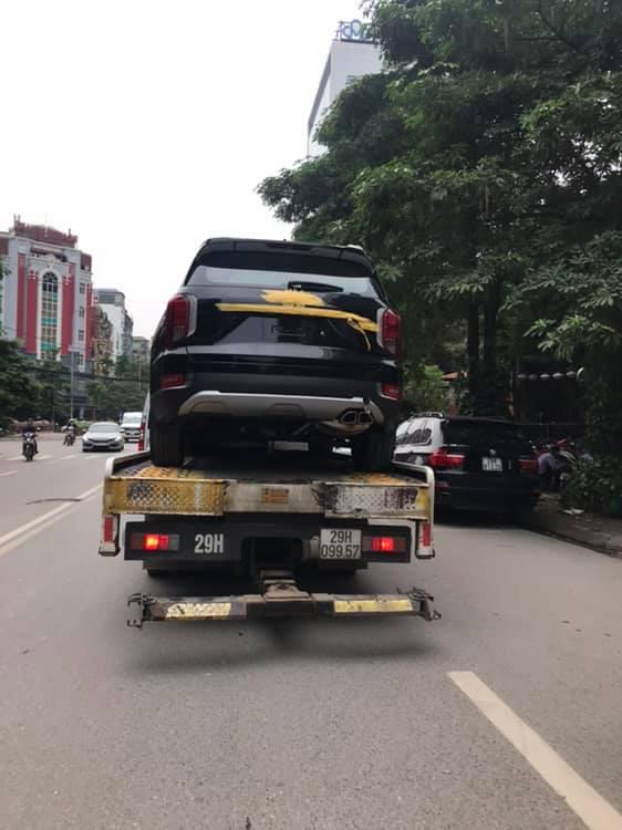 """Xe """"siêu hot"""" Hyundai Palisade đầu tiên về Việt Nam - Ảnh 1"""