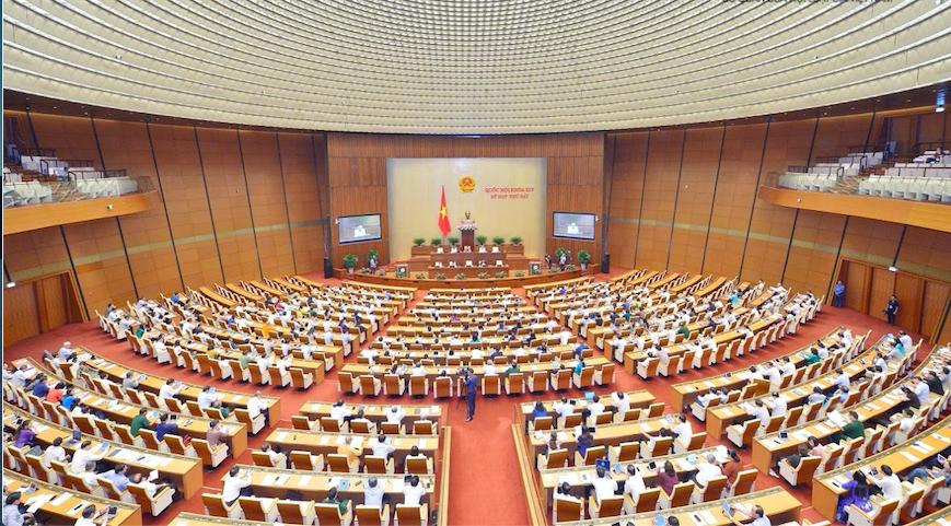 Hôm nay (11/6), Quốc hội thảo luận về đề nghị phê chuẩn việc bổ nhiệm Thẩm phán TAND tối cao - Ảnh 1