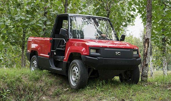 Phát sốt với ô tô bán tải nhỏ xinh có giá 206 triệu đồng     - Ảnh 1