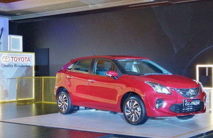 Ô tô Toyota Glanza có giá 242 triệu đồng hấp dẫn thế nào? - Ảnh 1