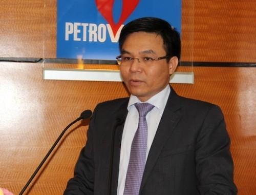 Chính phủ xem xét bổ nhiệm ông Lê Mạnh Hùng làm Tổng giám đốc PVN - Ảnh 1