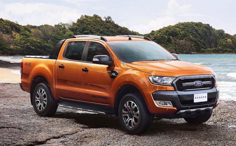 Triệu hồi hơn 9.800 xe bán tải Ford Ranger do lỗi hệ thống phanh  - Ảnh 1