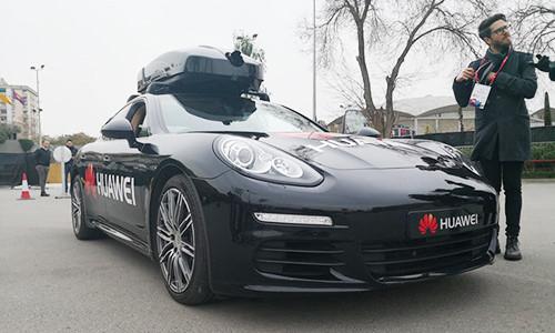 Huawei vượt qua khó khăn phát triển xe ôtô tự lái   - Ảnh 1