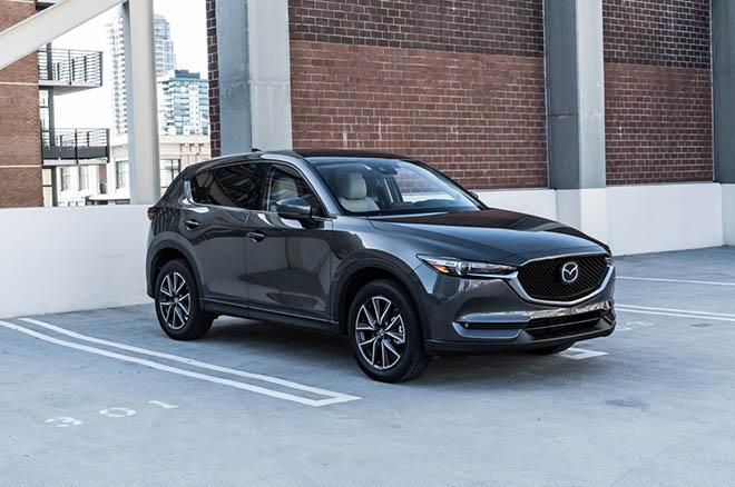 Cận cảnh mẫu Mazda CX-8 giá hơn 1,1 tỷ đồng sắp ra mắt tại Việt Nam - Ảnh 1