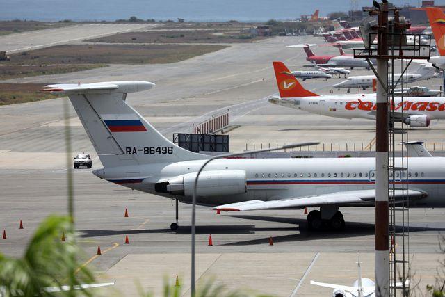 Nga giải thích về sự xuất hiện của máy bay quân sự tại Venezuela - Ảnh 1