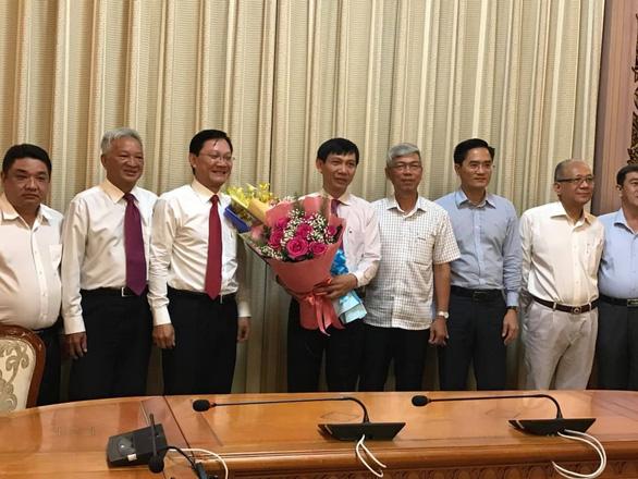 Điều động Phó giám đốc Sở GTVT TP.HCM về Tổng Công ty Cơ khí Sài Gòn - Ảnh 1