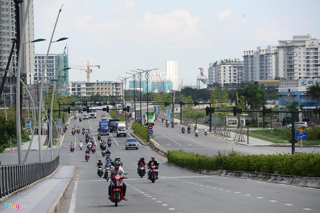 Cận cảnh các dự án sai phạm ở khu đô thị Thủ Thiêm - Ảnh 10