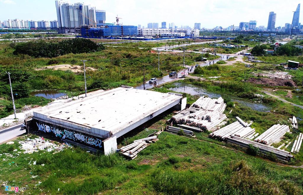 Cận cảnh các dự án sai phạm ở khu đô thị Thủ Thiêm - Ảnh 11