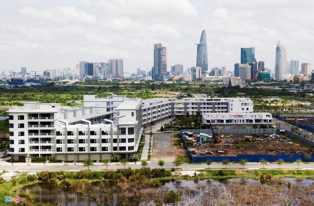 Cận cảnh các dự án sai phạm ở khu đô thị Thủ Thiêm - Ảnh 12