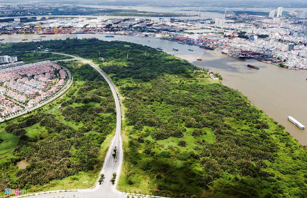Cận cảnh các dự án sai phạm ở khu đô thị Thủ Thiêm - Ảnh 4