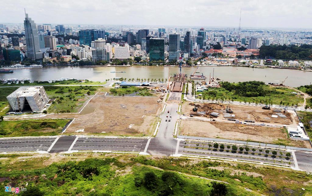Cận cảnh các dự án sai phạm ở khu đô thị Thủ Thiêm - Ảnh 6