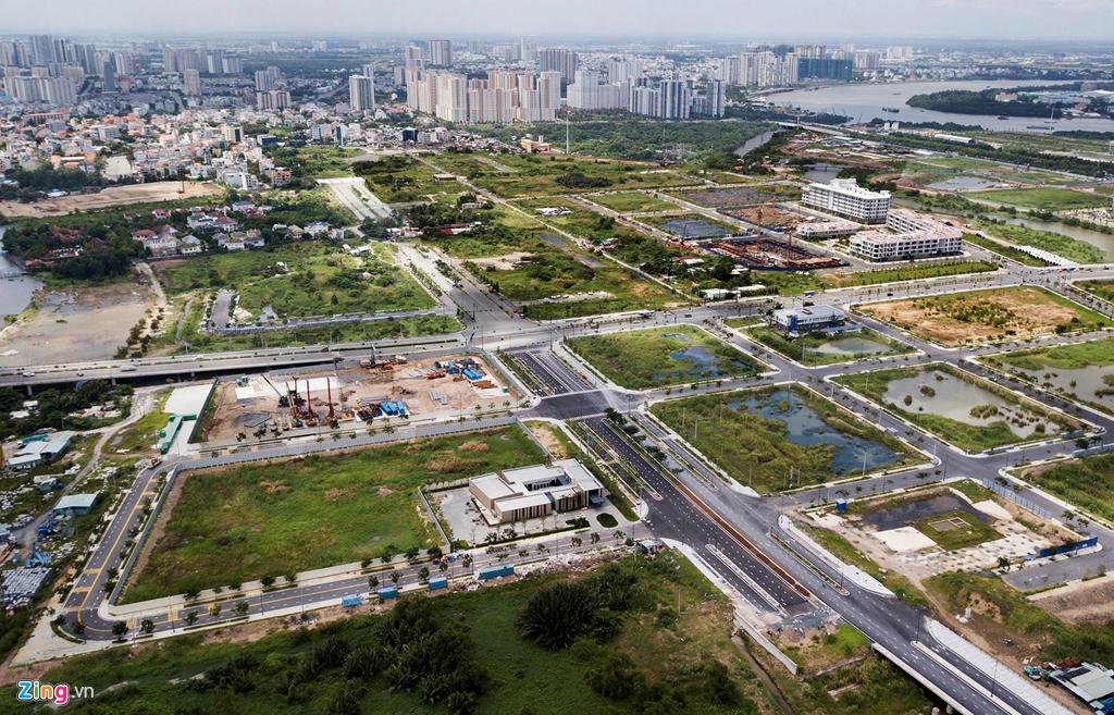 Cận cảnh các dự án sai phạm ở khu đô thị Thủ Thiêm - Ảnh 9