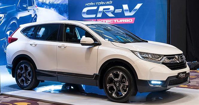 Triệu hồi 137.000 chiếc Honda CR-V trên toàn cầu vì lỗ túi khí - Ảnh 1