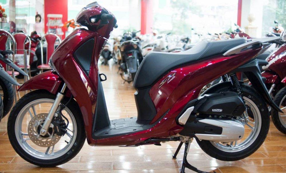 """Honda SH tiếp tục giảm giá """"kịch sàn"""" - Ảnh 1"""