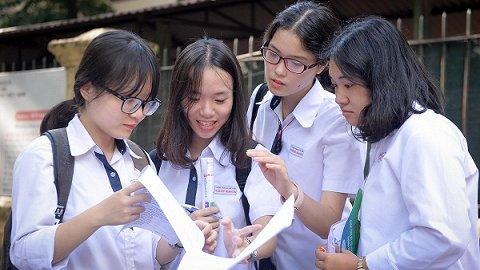 Không có thí sinh nào đạt điểm 30/30 kỳ thi THPT quốc gia 2019 - Ảnh 1