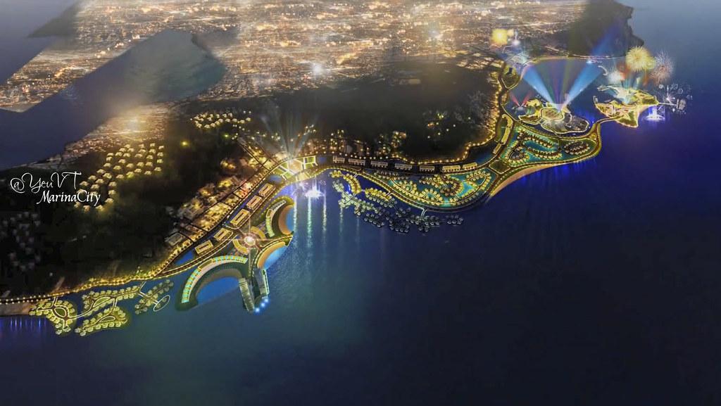 'Chúa đảo Tuần Châu' tuột mất dự án 174ha - Vũng Tàu Marina City - Ảnh 1