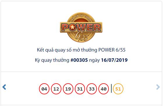 Kết quả xổ số Vietlott hôm nay 18/7/2019: Tìm chủ nhân cho Jackpot hơn 94 tỷ đồng - Ảnh 1