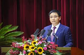 Ông Nguyễn Văn Thắng giữ chức Chủ tịch UBND tỉnh Quảng Ninh - Ảnh 1