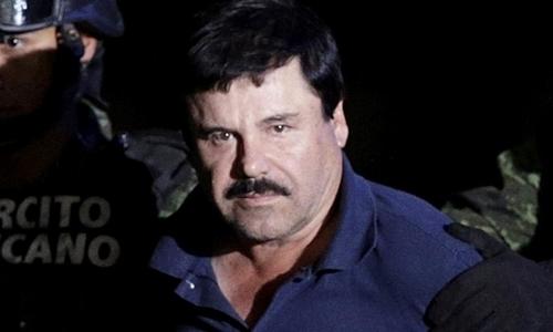 Trùm ma túy Mexico lĩnh án tù chung thân và nộp phạt 12,6 tỷ USD - Ảnh 1